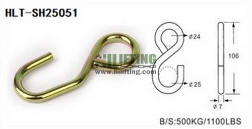 SH25051-Rachet Strap Hook