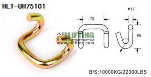 UH75101-Rachet Strap Hook