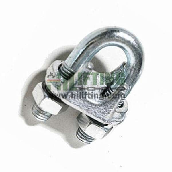 A Type Malleable Wire Rope Clip