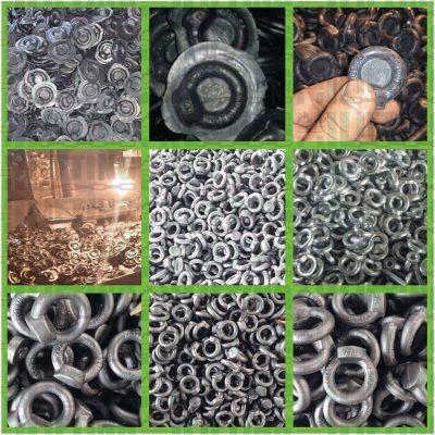 DIN 582 Eye Nuts Details