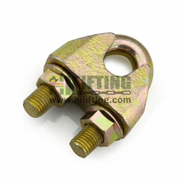 Din 1142 Malleable Wire Rope Clip EN13411-5