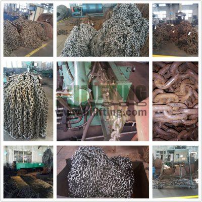 EN818-2 Grade 80 Alloy Steel Lifting Chain Details