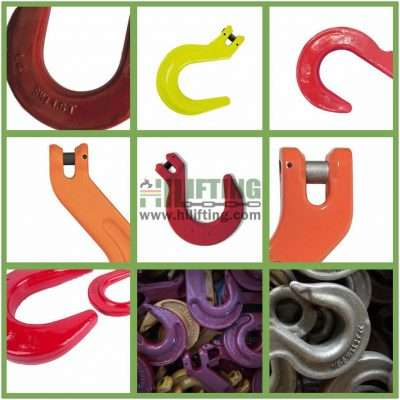 G80 Clevis Foundry Hook Details