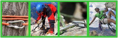 Snap Hook DIN5299 Form C Applications