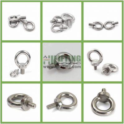 Stainless Steel Eye Bolt DIN 580 Details
