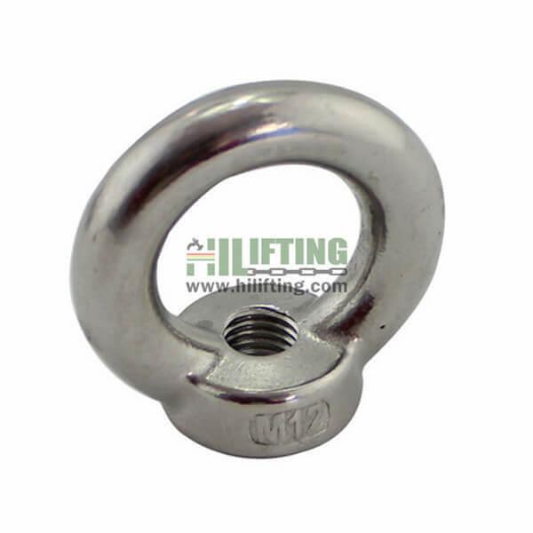 Stainless Steel Eye Nut DIN 582