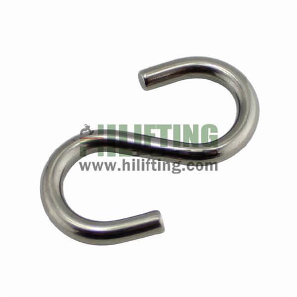 Stainless Steel S Hook