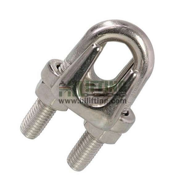 Stainless Steel US Type Wire Rope Clip Cable