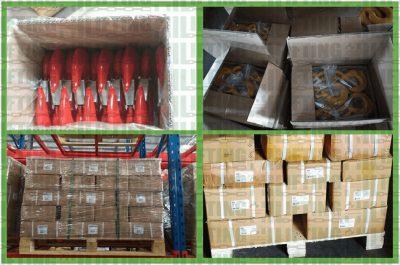 US Type Eye Hoist Hooks 320 Packages