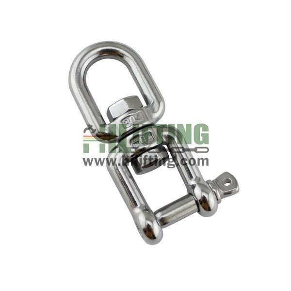 Stainless Steel Chain Swivel Jaw And Eye