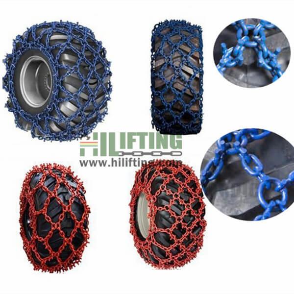 Diamond Studded Skidder Chains
