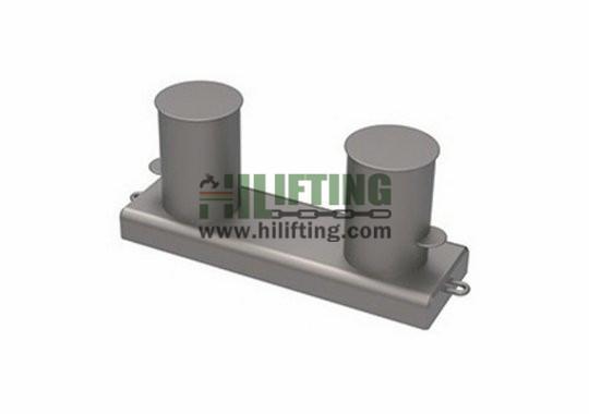 Double Bollard ISO 13795 Type B