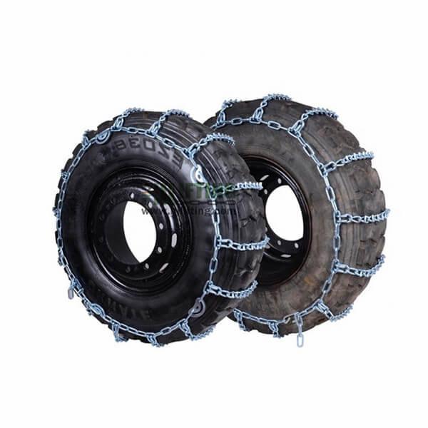 Dual Wheel Snow Chains For Trucks