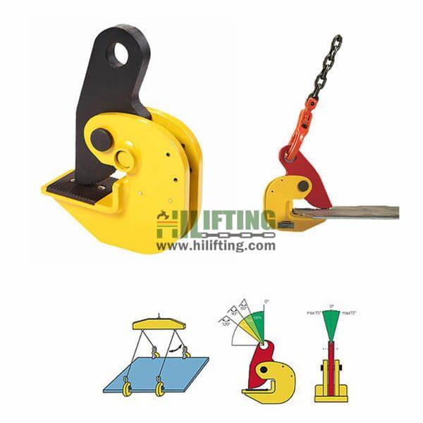 LCB Type Horizontal Lifting Clamp