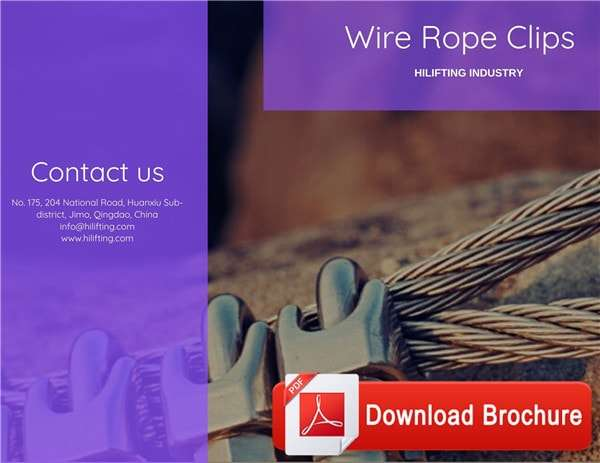 Wire Rope Clips Download